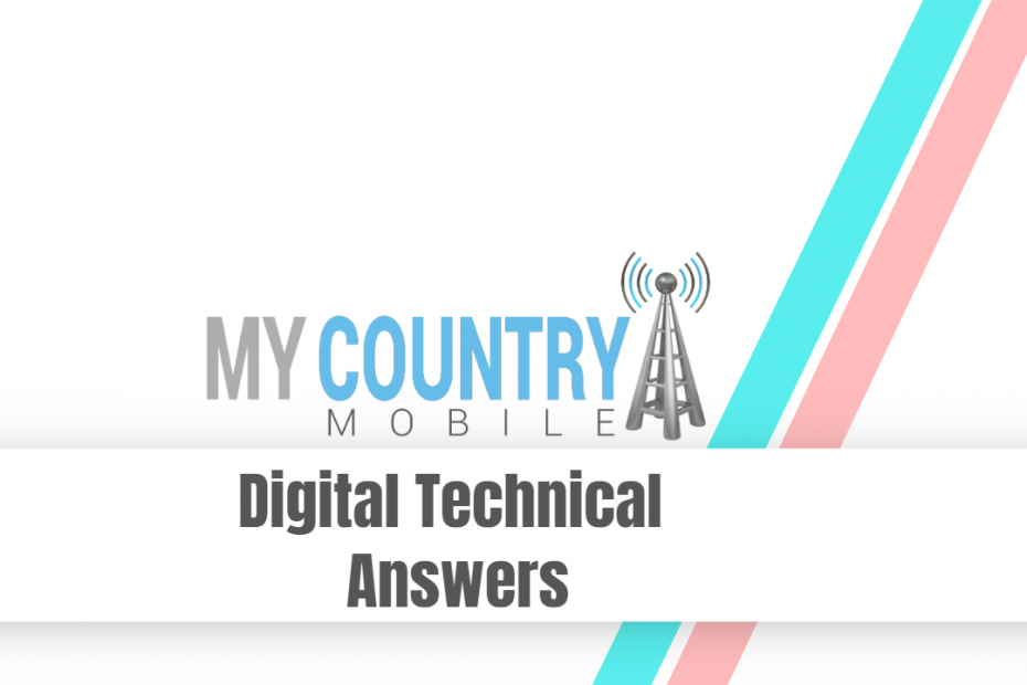 Digital Technical Answers - My Country Mobile